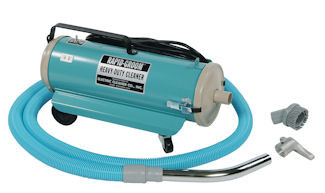 Rapid Groom - Heavy Duty Horse Vacuum
