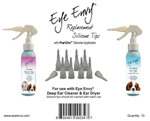 Eye Envy - Replacement Silicone Tips - 10 Count