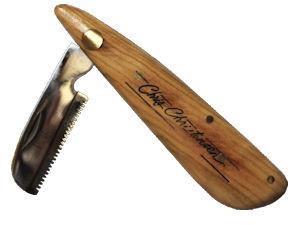 Chris Christensen - Folding Pocket Stripping Knives