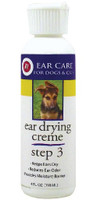 Miracle Care - Step 3 Ear Care Drying Creme for Dogs & Cats, 4 oz