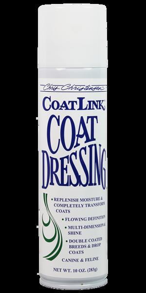 Chris Christensen - Coat Link Coat Dressing, 10 oz Aerosol