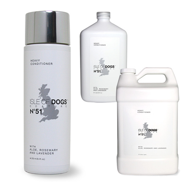 Isle of Dogs - No. 51 Heavy Management Conditioner