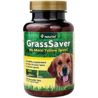 NaturVet GrassSaver Natural Food Supplement Tablets
