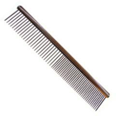 #1 All Systems - Medium/Coarse Comb 7 1/2 inch