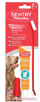 Sentry Petrodex - Natural Dental Care Kit, Veterinary Strength