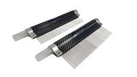 Resco - Spritzer Comb, Carbon Fiber Black