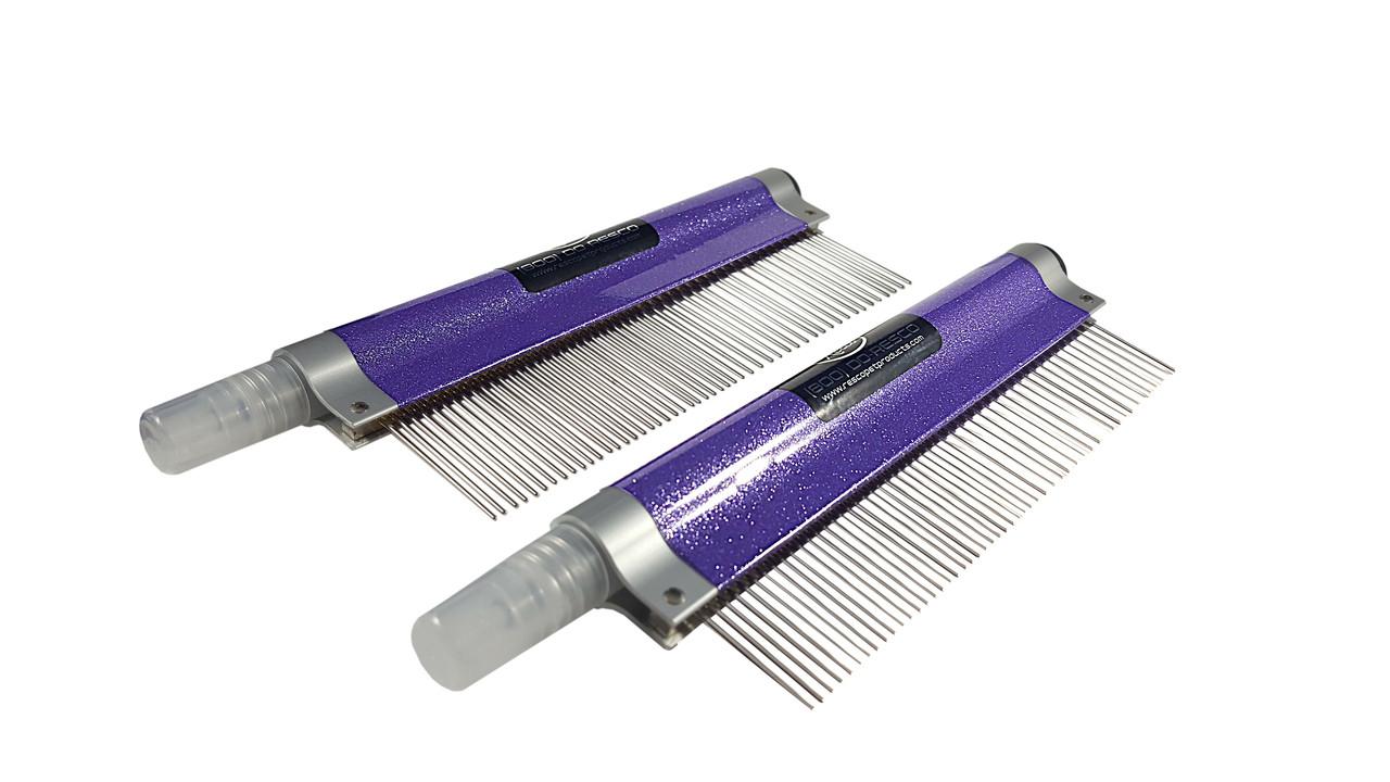 Resco - Spritzer Comb, Sparkle Purple