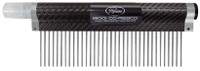 Resco - Spritzer Comb - Medium, 1.5 pins, Carbon Fiber Black