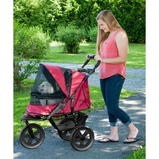 4f2d9dea503 Pet Gear - No-Zip AT3 Pet Stroller