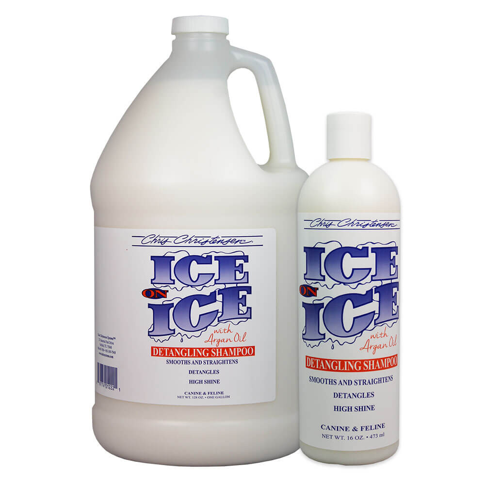 Chris Christensen Ice on Ice Detangling Shampoo