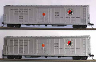 HO-Scale NP 57-Foot Mechanical Reefer Cars