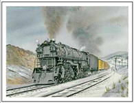 NP 5141 at Muir MT Winter Cards