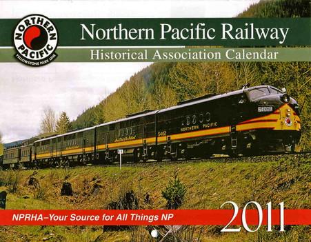 NPRHA 2011 Calendar