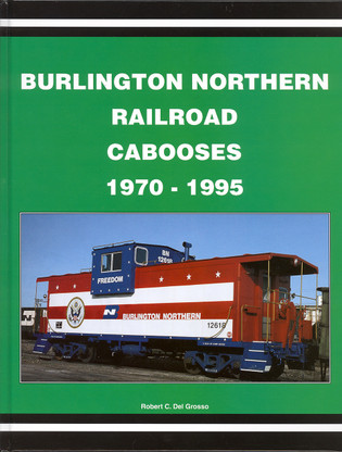 BN Cabooses 1970-1995