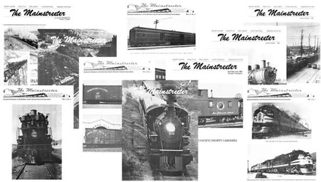 Mainstreeter Reprint Set 1