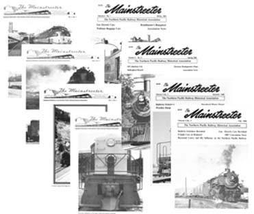 Mainstreeter Reprint Set 2