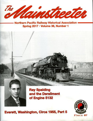 Mainstreeter Spring 2017 Volume 36, No. 1.