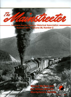 Mainstreeter Summer 2017 Volume 36, No. 2.