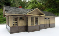 HO - Scale NP 20x60 Combination Depot