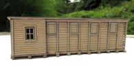 HO - Scale NP Coal Shed