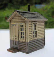 HO - Scale NP Watchman's House