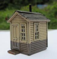 HO - Scale NP Watchman's House