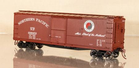 """Rapido Post 1956 DS Boxcar - 48"""" Monad - Company Service"""