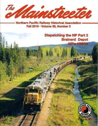 Mainstreeter V38-3 Fall 2019 36p