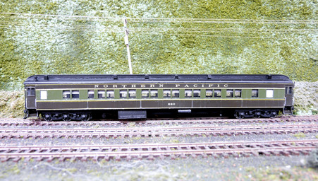 Bethlehem Car Works NP #600 or #620 Heavyweight Coach
