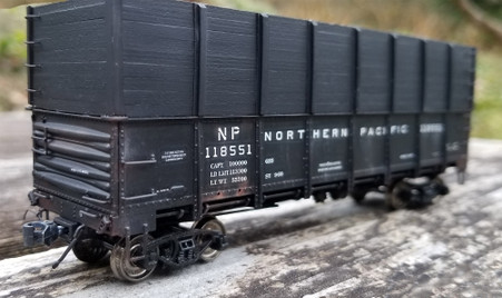 HO - Scale Woodchip Extensions - 9 Board