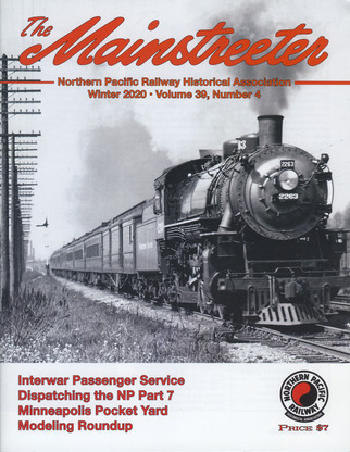 Mainstreeter V39-4 Winter 2020 36p