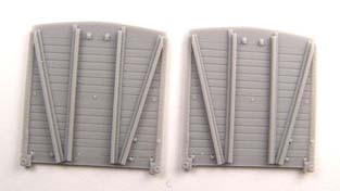 HO-Scale Stock Car Ends