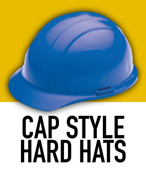 Cap Style Hard Hats