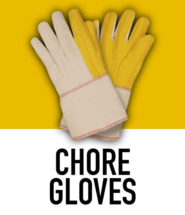 Cotton Chore Gloves