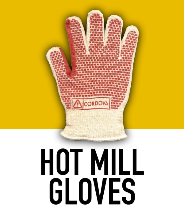 Cotton Hot Mill Gloves