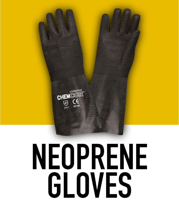 Neoprene Rubber Gloves