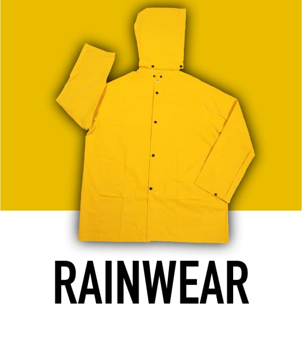 Rainwear & Wet Weather Clothing