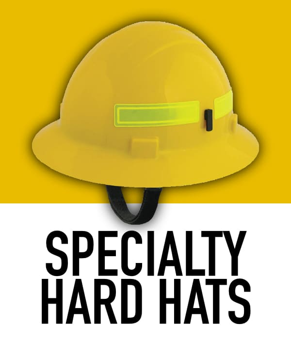 Specialty Hard Hats