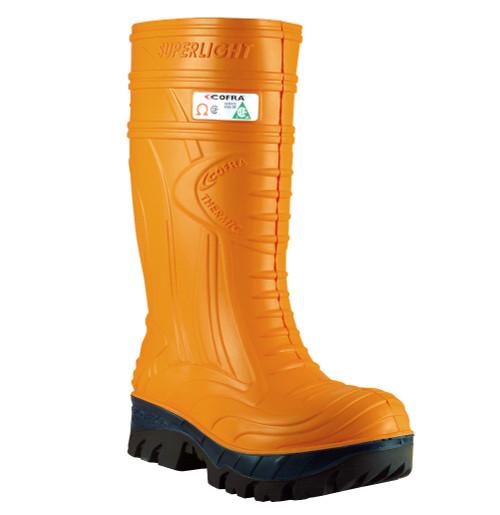 Cofra Thermic Orange
