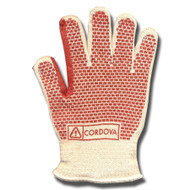 Cordova Hot Mill Gloves, Nitrile Blocks, Contact Heat Level 2 (Dozen)
