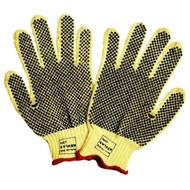 Cordova 100% Kevlar® PVC Dotted Gloves, 7-Gauge, Cut Level 3 (Dozen)