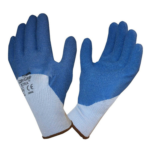 Cordova COR-GRIP XTRA™Latex Coated Gloves, 10-Gauge, Latex 3/4 Palm Coating (Dozen)