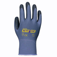 Cordova TOWA® ActivGrip™ Nitrile Coated Gloves, 13-Gauge, Nylon Shell, Purple (Dozen)