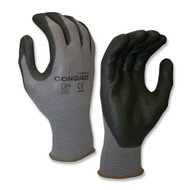Cordova CONQUEST™ Nitrile Coated Machine Knit Gloves,  (Dozen)