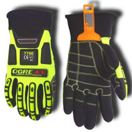 OGRE-KV™ Mechanics Oil & Gas KEVLAR® Glove, Cut Level 3