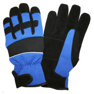 PIT PRO™ Insulated Mechanics Gloves, Blue