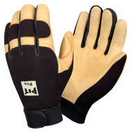 PIT PRO™ Deerskin Mechanics Gloves, Gloves