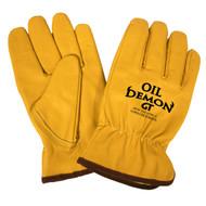 Cordova OIL DEMON GT™ Goatskin Leather Drivers Gloves, Kevlar® Lined, Keystone Thumb, Cut Level 3 (Dozen)