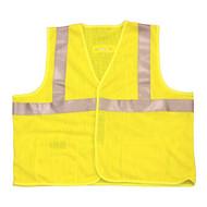 Cordova COR-BRITE™ Class II Lime Mesh Vest, 6.2 OZ. GLENGUARD®