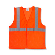 Class II Mesh Safety Vest, Orange